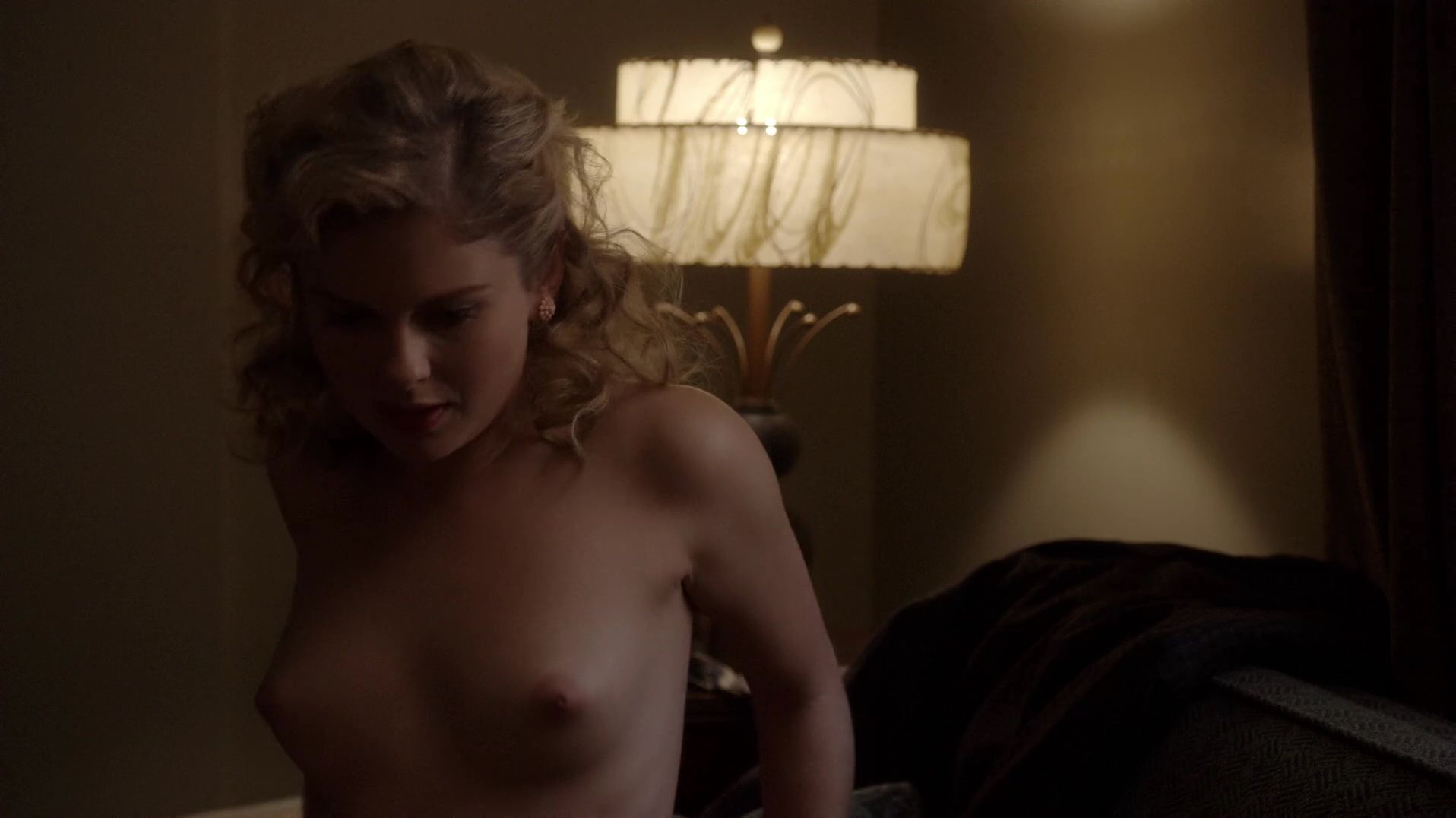 Rose McIver Topless