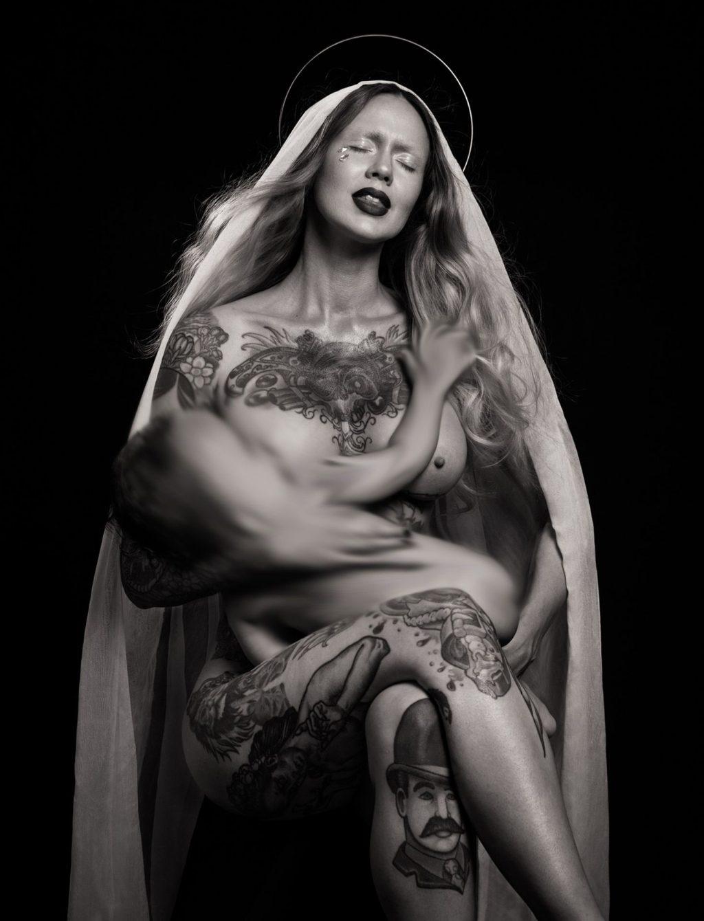 Leah Jung Naked