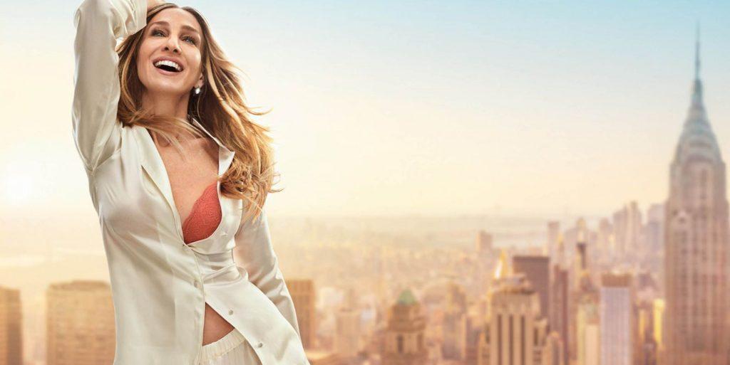 Sarah Jessica Parker Sexy