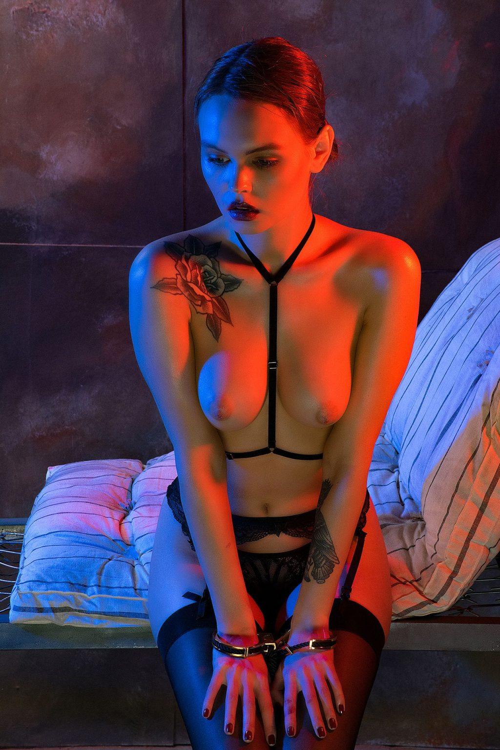 Anastasia Scheglova Topless