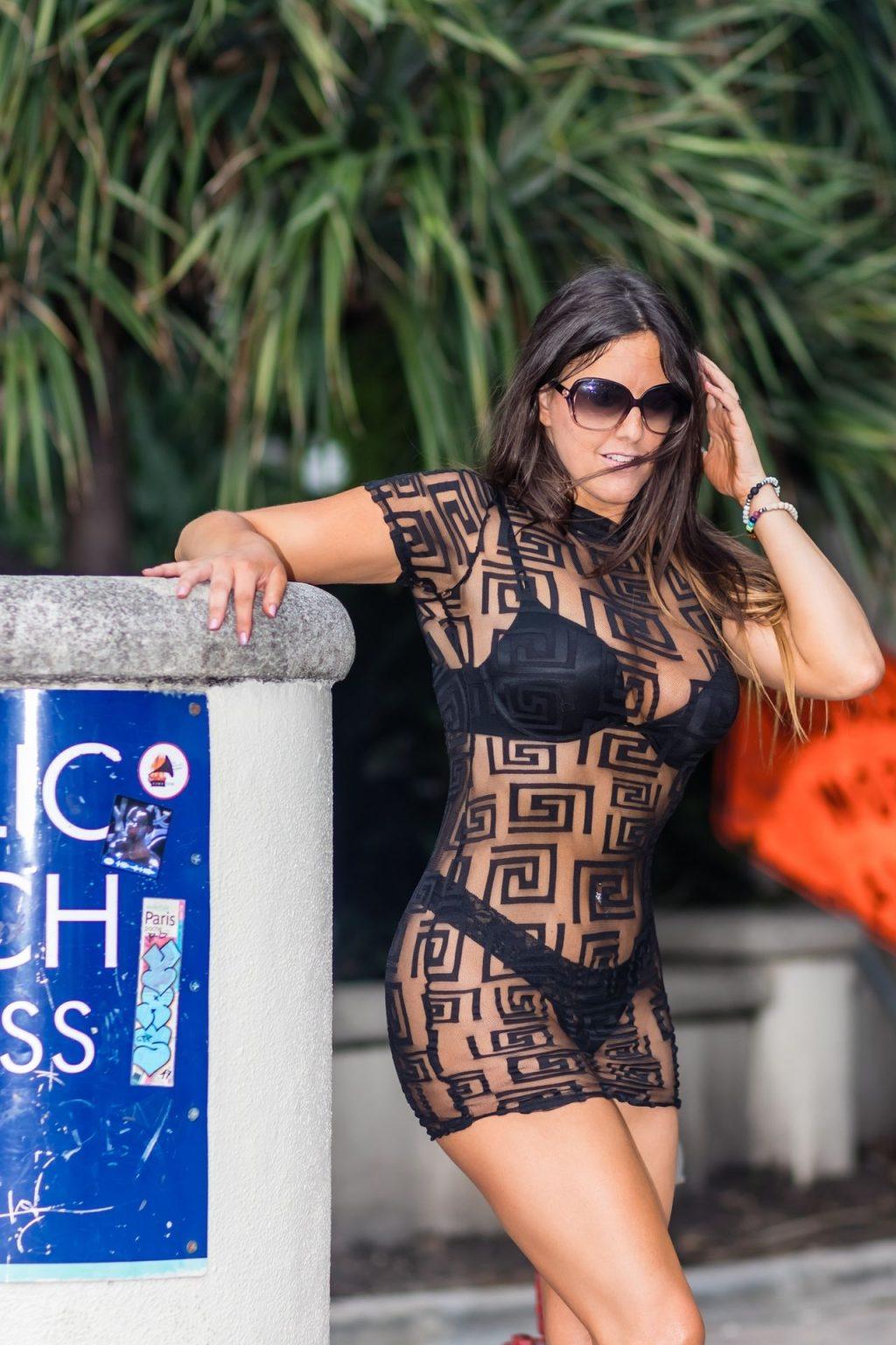 Claudia Romani See-Through