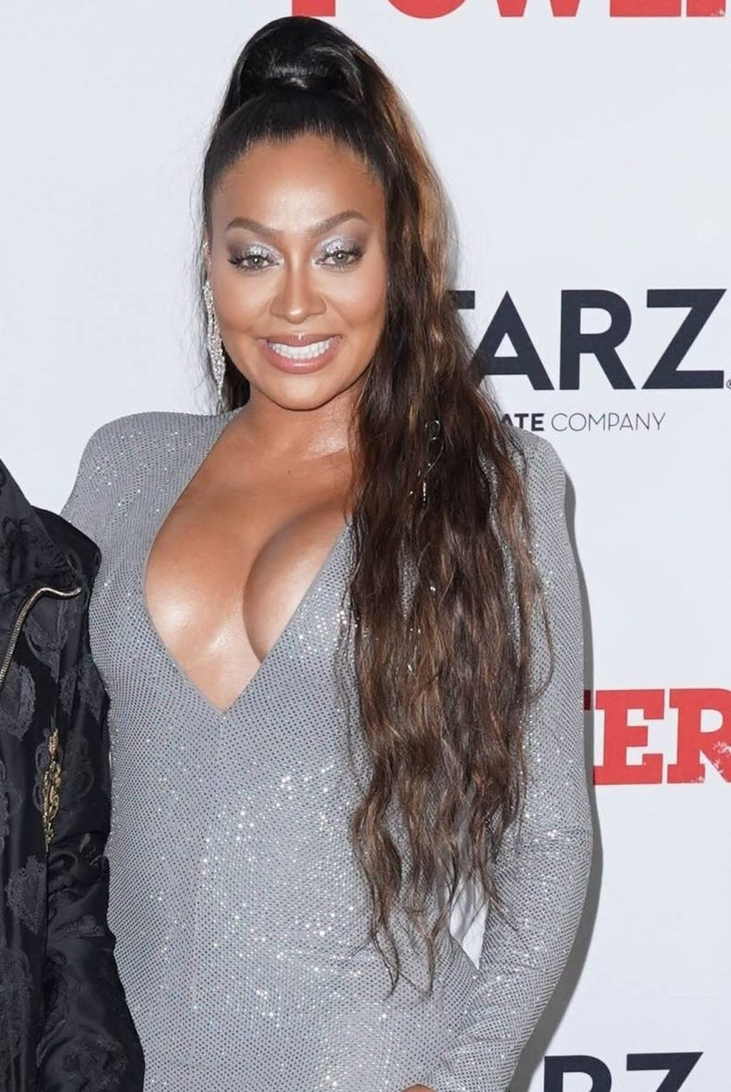La La Anthony Cleavage