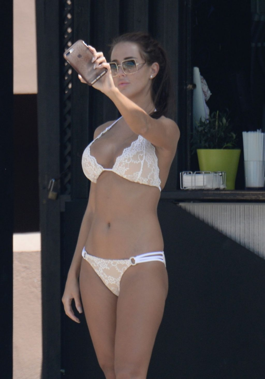 Yazmin Oukhellou Bikini