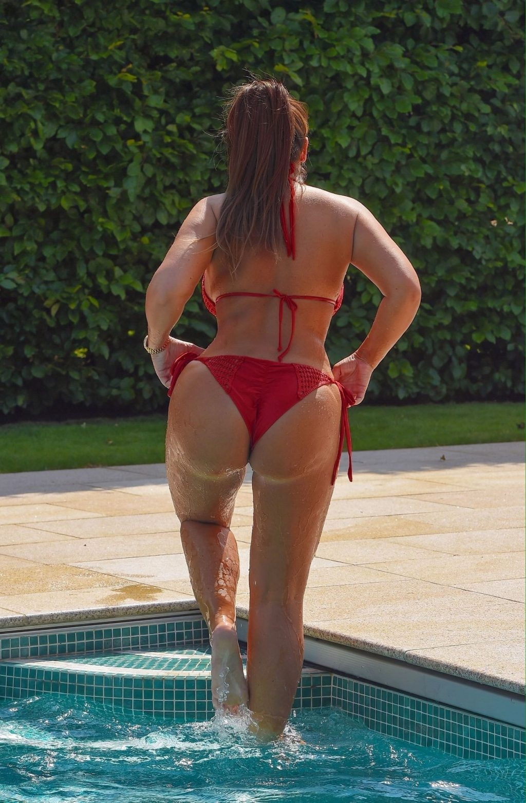 Lauren Goodger Bikini