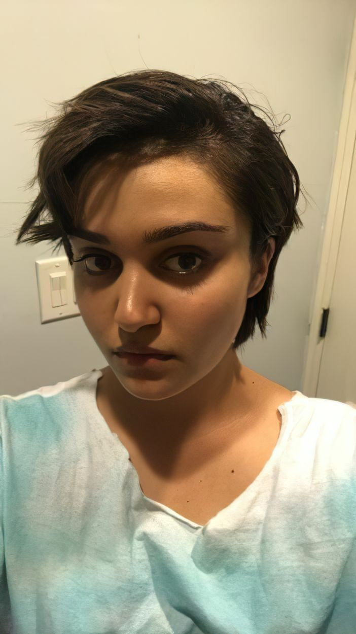 Ariela Barer Leaked