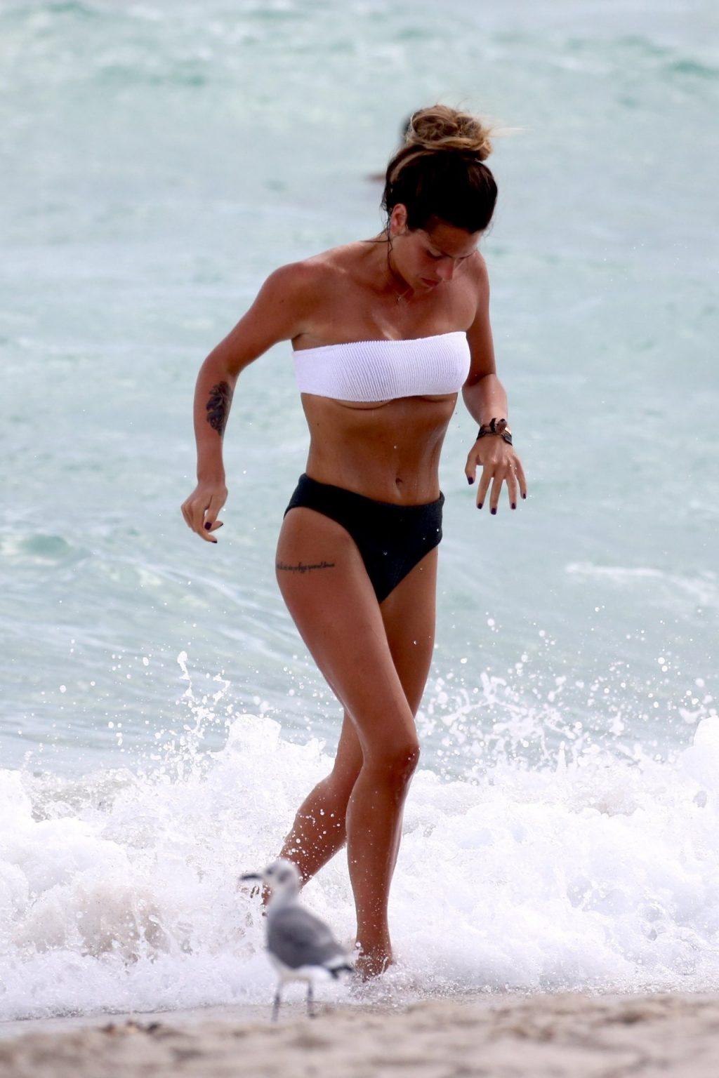 Laura Matamoros Bikini