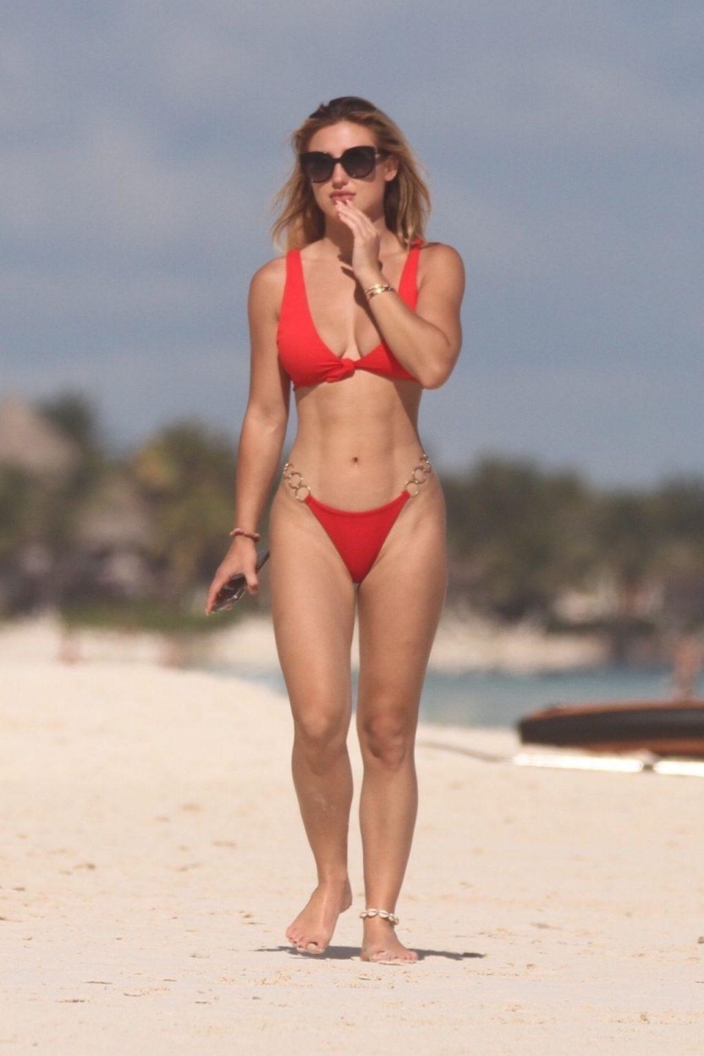 Stefanie Gurzanski Bikini