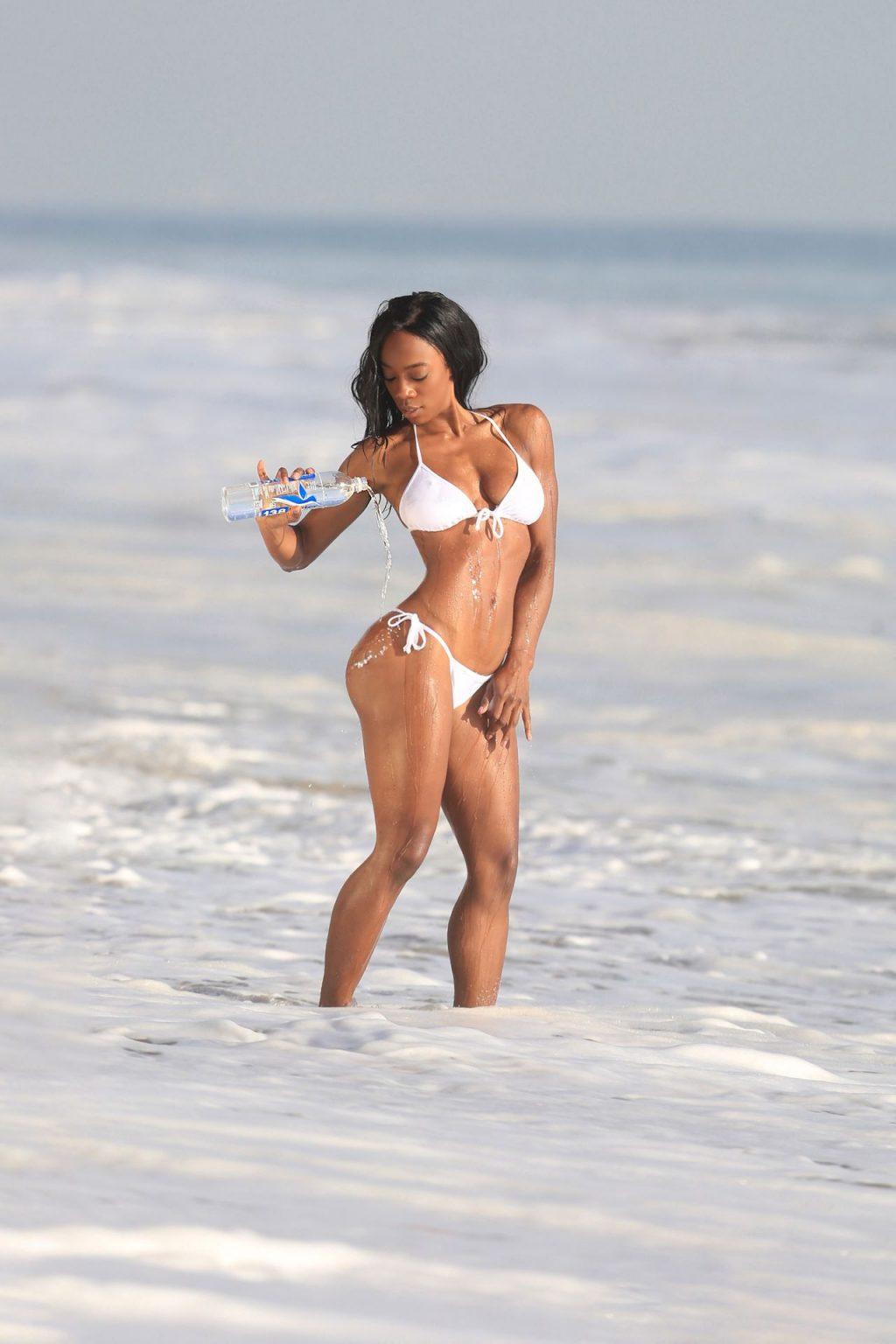 Adrianne Nina Bikini