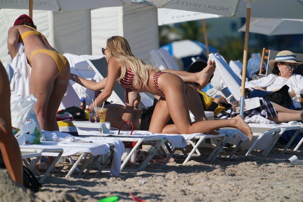 Khloe Terae Bikini