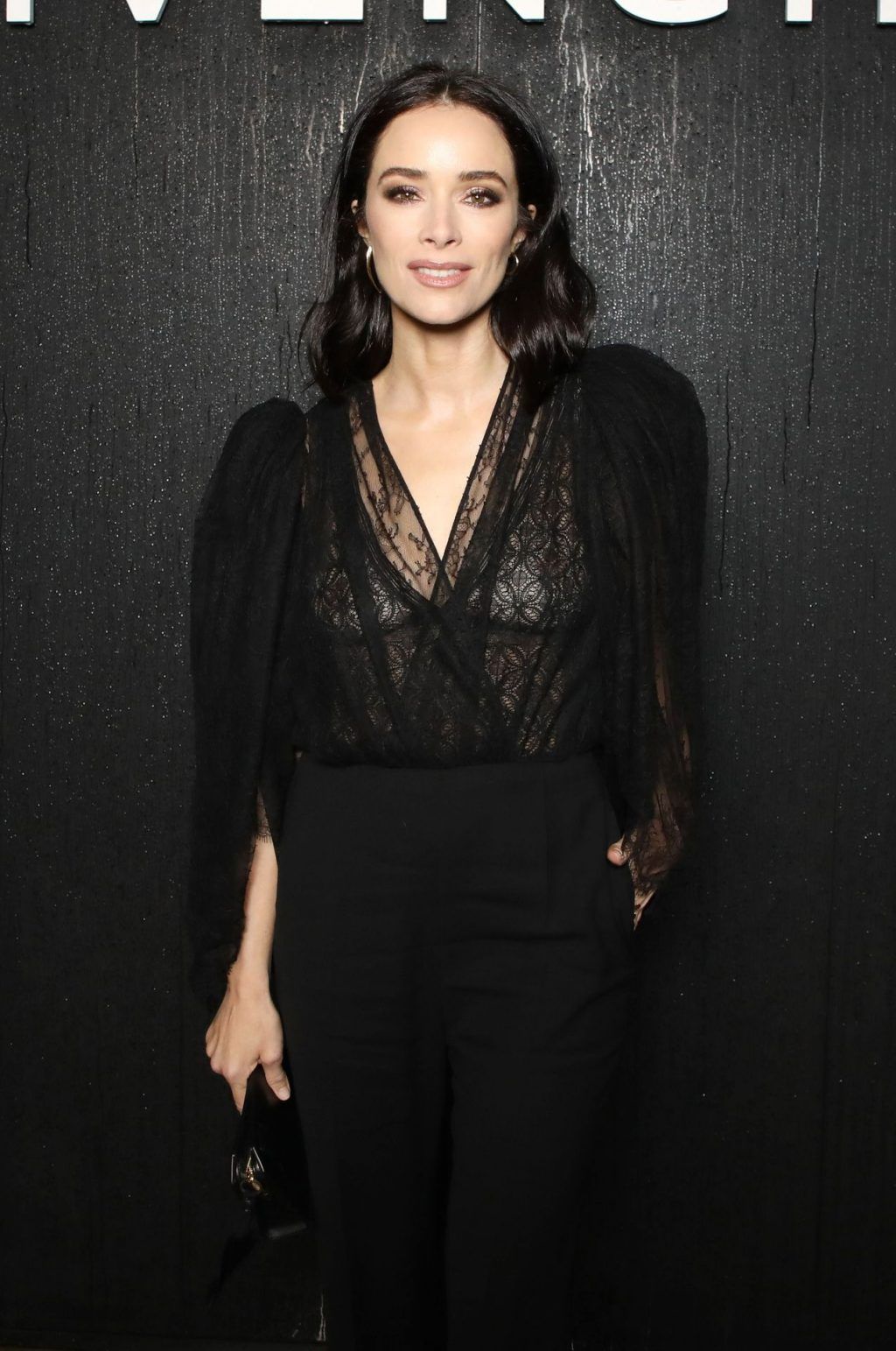 Abigail Spencer See-Through