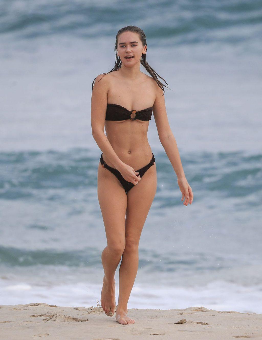 Gabriella Brooks Bikini