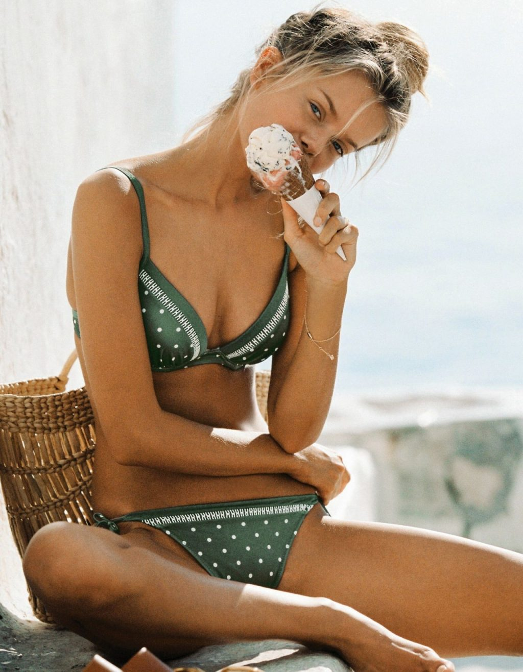 Frida Aasen Bikini