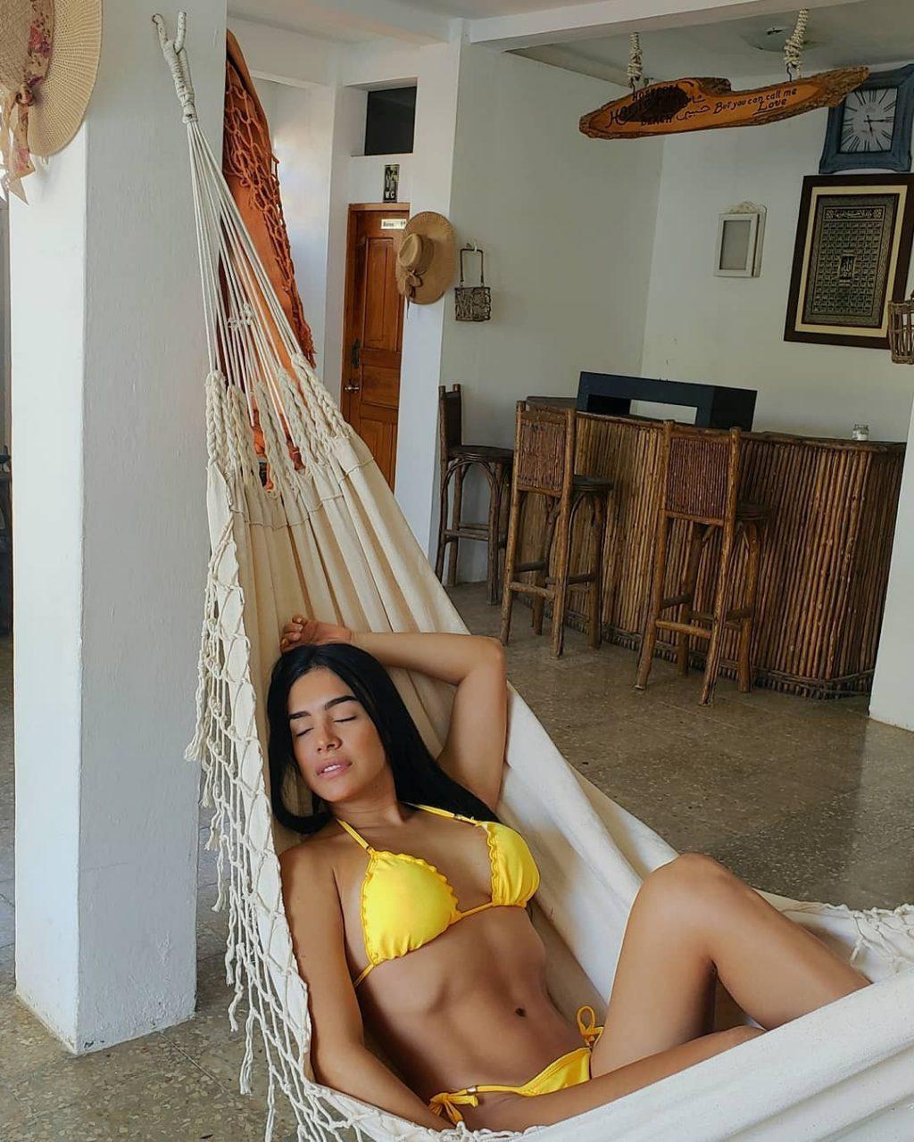 Julissa Jiménez Sexy
