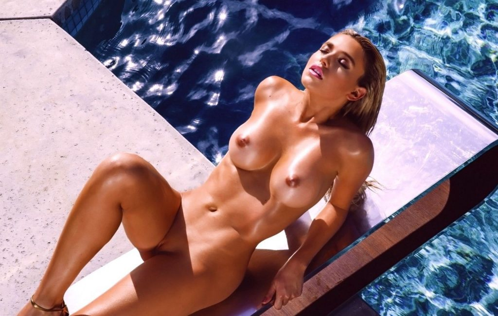 Monica Sims Naked