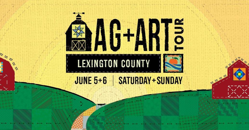 AG + ART Tour Lexington County