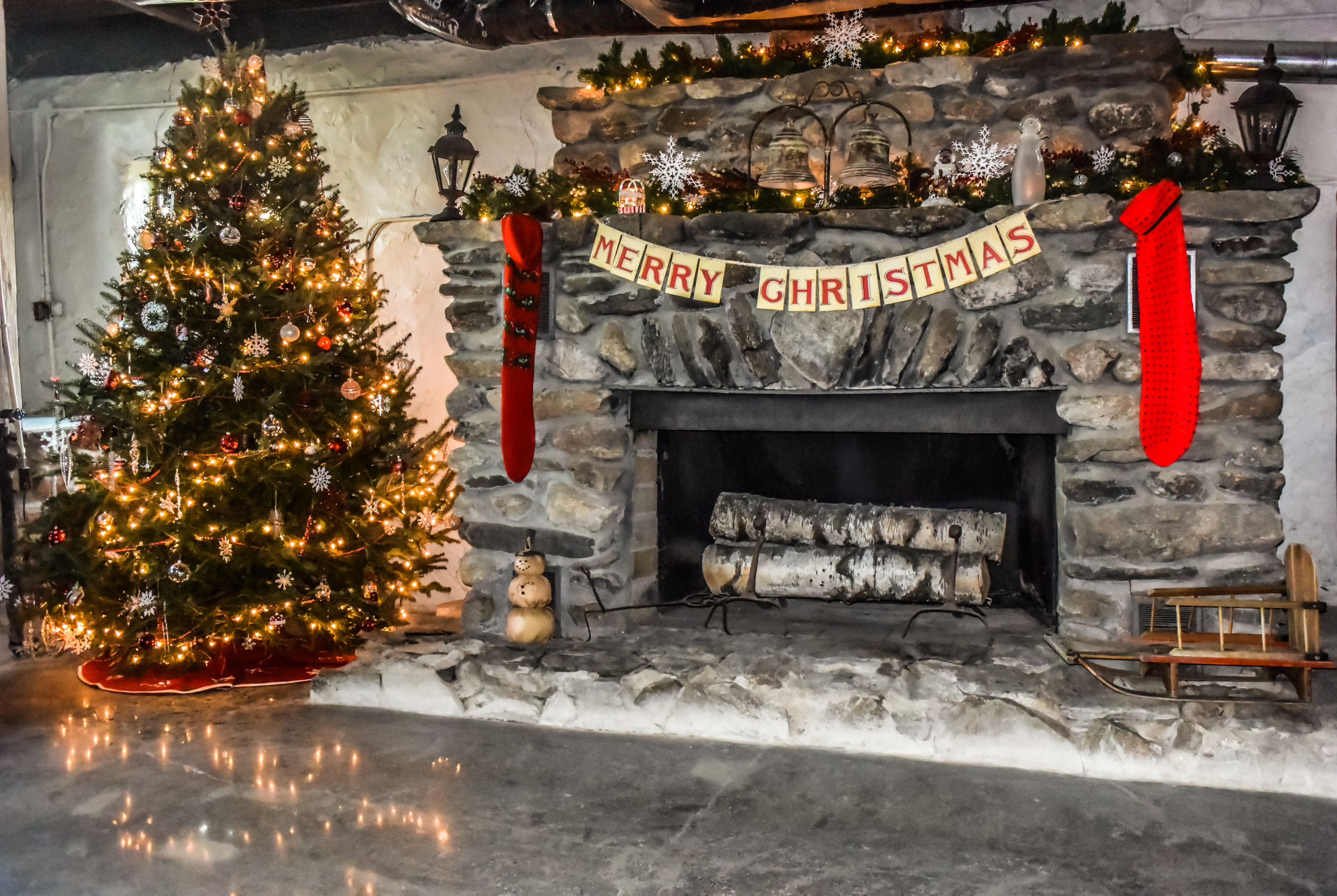 Christmas Celebration on The Farm