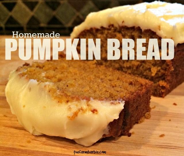pumpkin bread 7