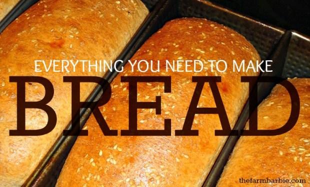 bread supplies 1