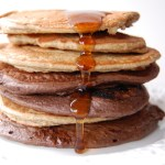 Easy Protein Pancakes for one!