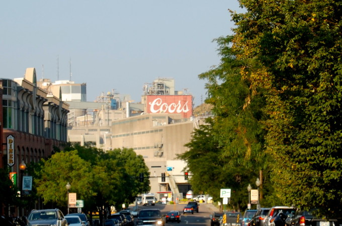 Coors Brewery