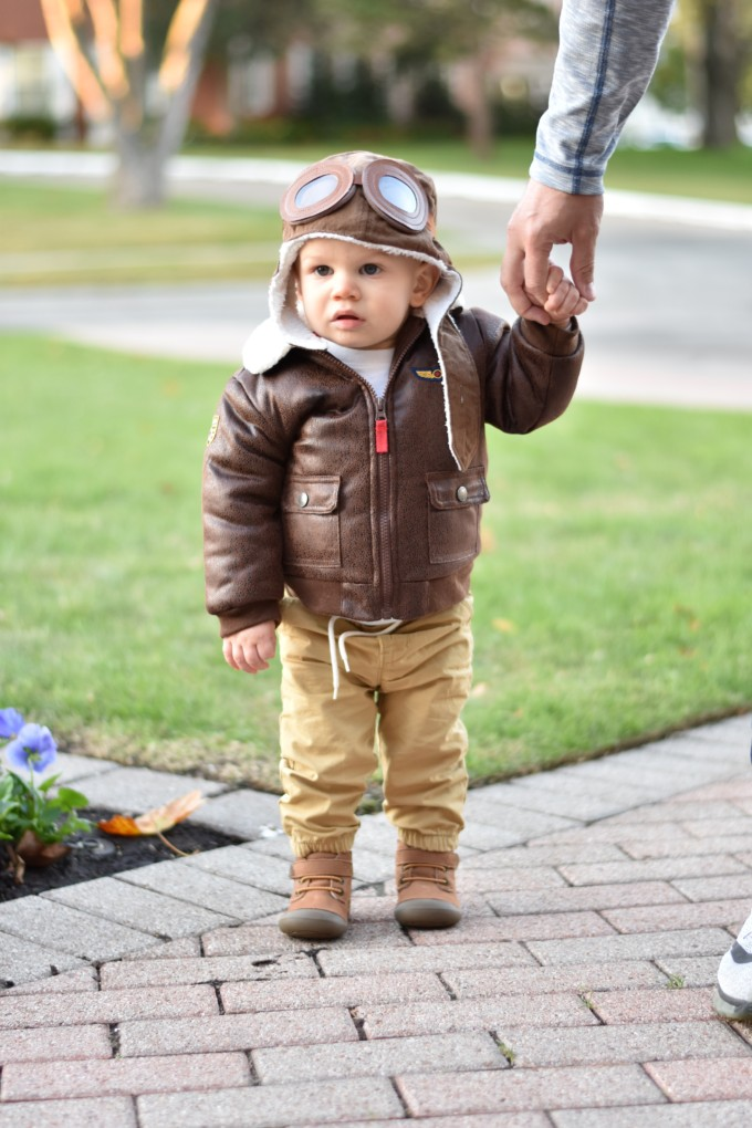 Month 14 of Motherhood – Baby Aviator