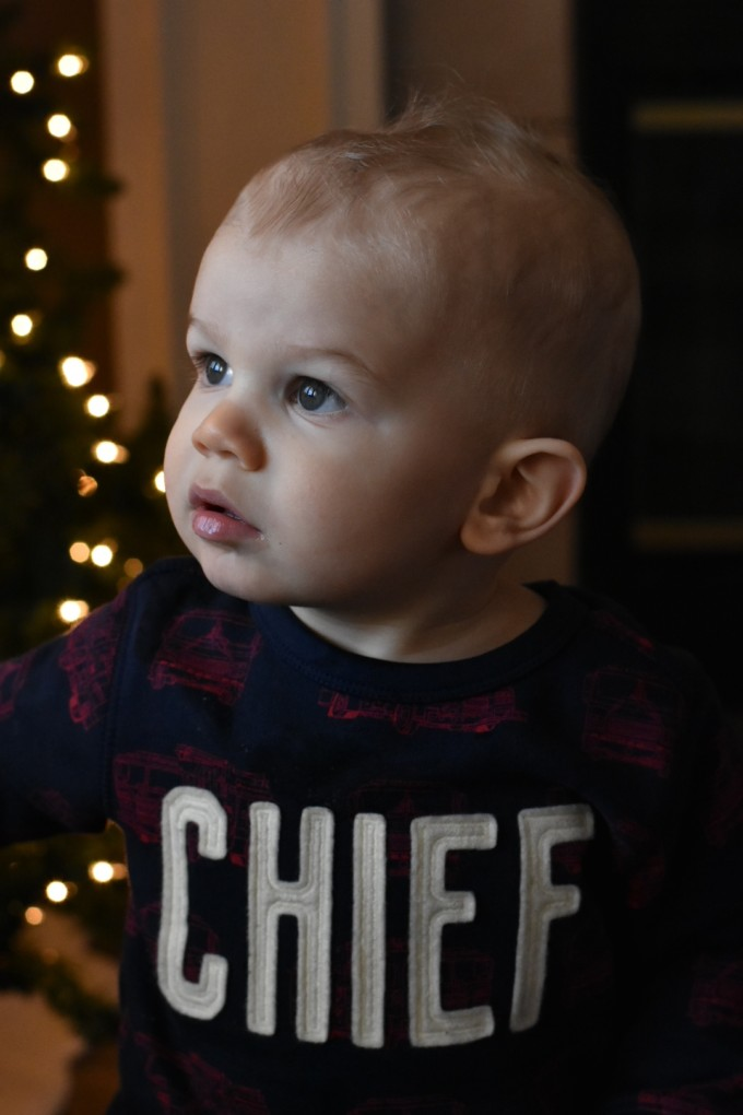 Month 15 of Motherhood – Christmas Baby