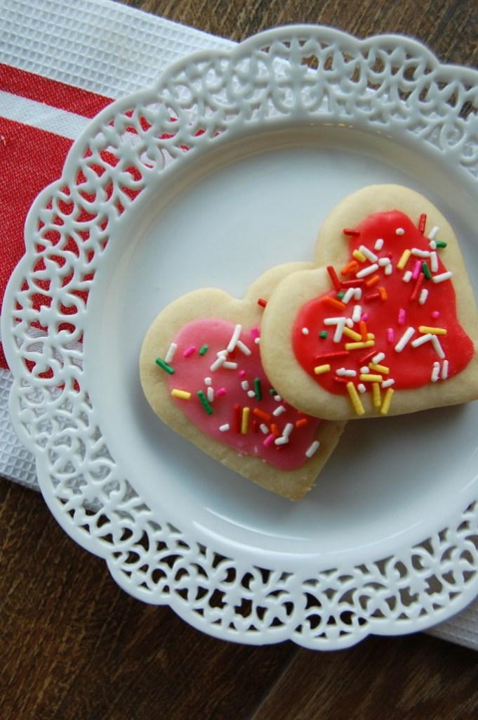 Sugar cookies for the Yoga Teacher Training Reunion.