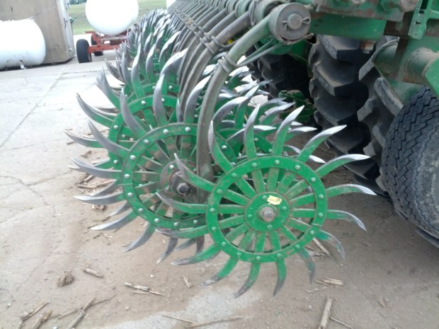 Rotary Hoe Tines