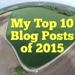 2015 Top Ten via thefarmerslife.com