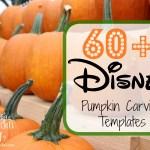 60+ Disney Pumpkin Carving Ideas
