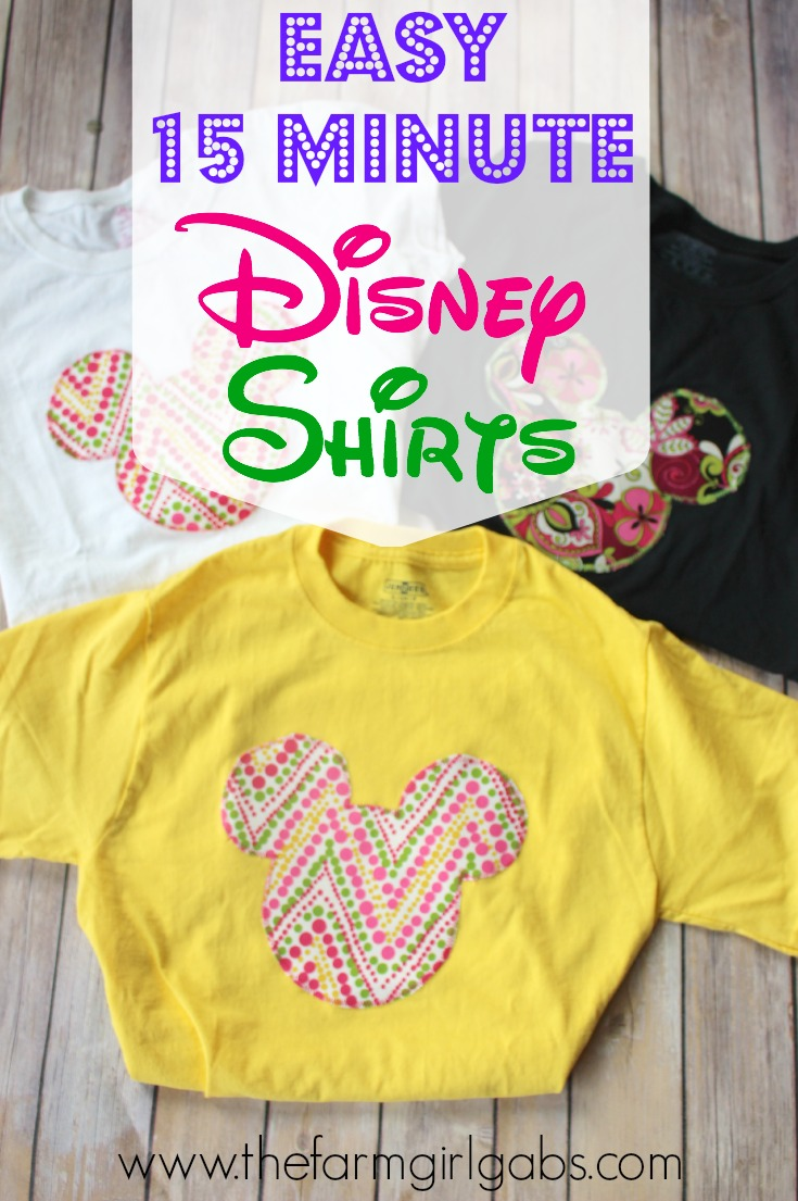 Create your own disney shirt - How to design your own shirt at home ...