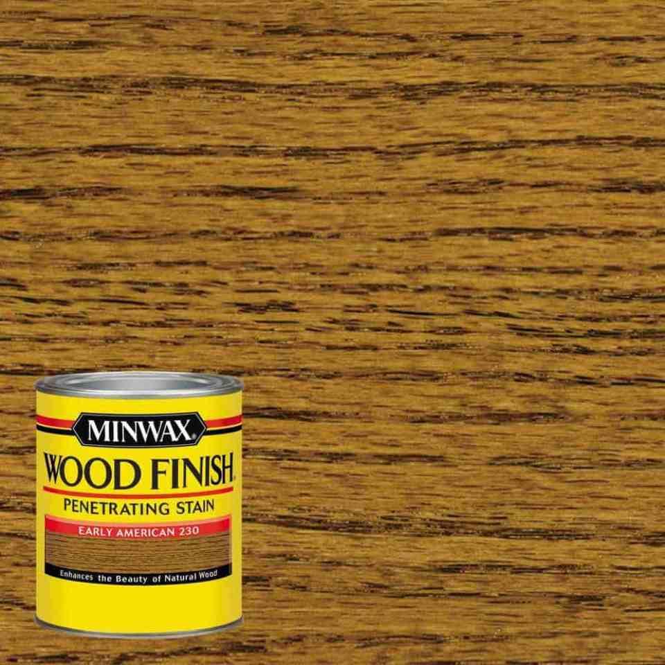 Miniwax stain.