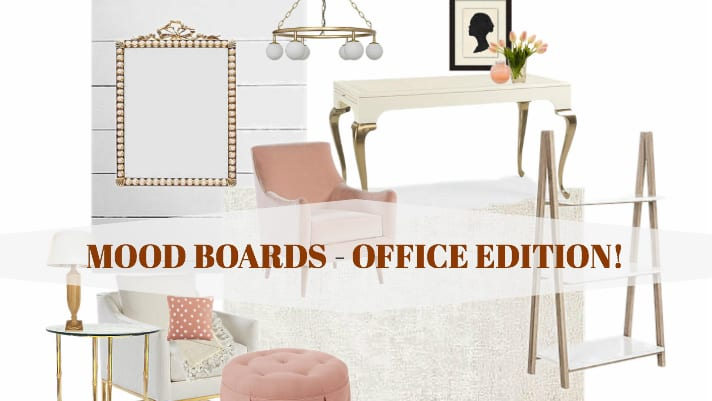 Mood Boards – Office edition!
