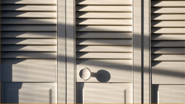Small closet organization – Big impact!