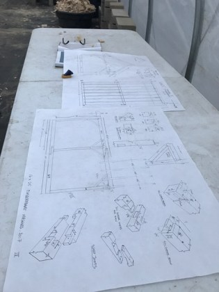 Timber-frame plans