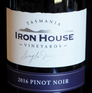 Iron House Vineyards Pinot Noir