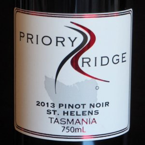 Priory Ridge Pinot Noir