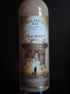 Hellyers Road Distillery Original Cream Liqueur