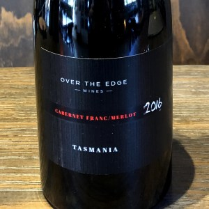 Over the Edge Cabernet Franc Merlot