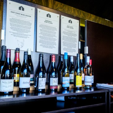 Discover the wines of Tasmania's East Coast Wine Region, as well as the fascinating stories behind them and their makers, at The Farm Shed East Coast Wine Centre