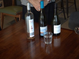 The Farm Shed East Coast Wine Centre promotes and sells wines exclusively from Tasmania's East Coast Wine Region