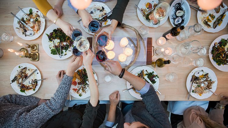 Furneaux Restaurant and Comptoir will be catering a special shared table dinner at The Farm Shed