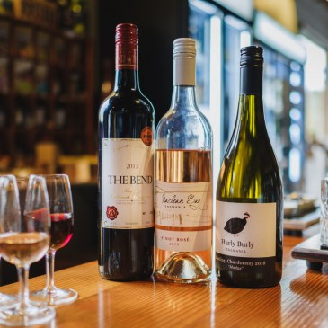 The Farm Shed offers wines from all wine producers in Tasmania's East Coast Wine Region, including many that are otherwise difficult to obtain.