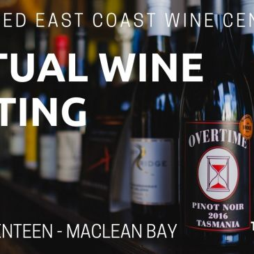 Virtual Wine Tasting - MacLean Bay