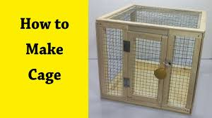 How To Make A Birdcage (Wood, Wire, Materials, Designs, and Ideas)