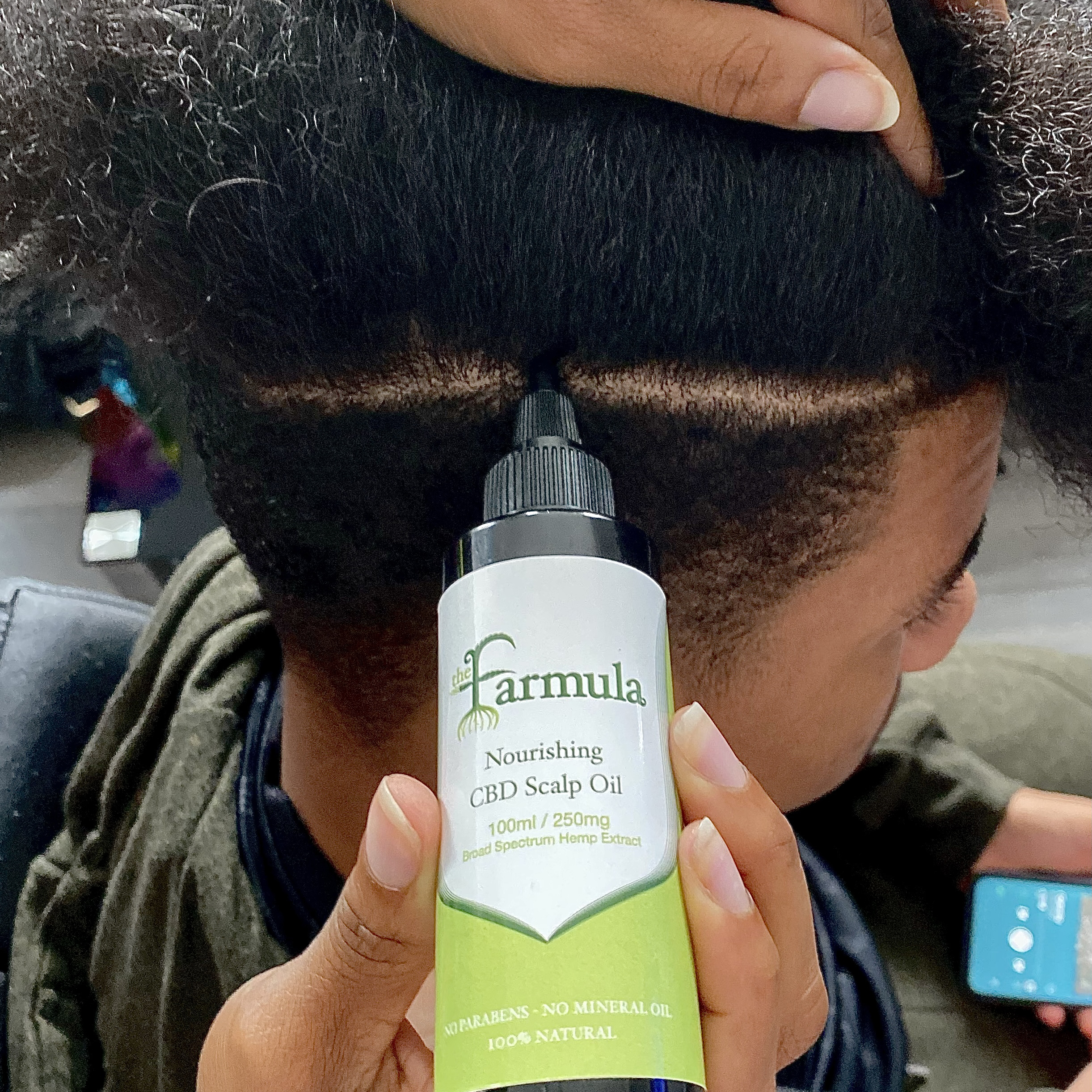 scalp oil in use-1