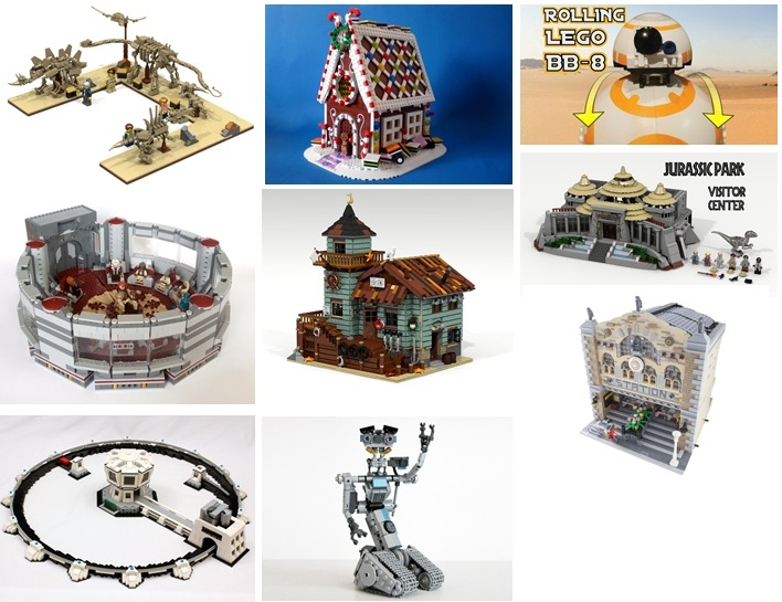 POLL – Lego Ideas 2016 1st Review