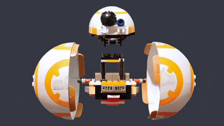 BB8exploded