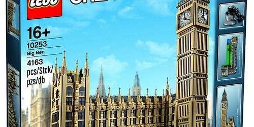 Glorious 2ft Lego Big Ben Announced – Set 10253 Expert