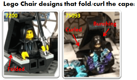 Lego Emperor Chair Designs
